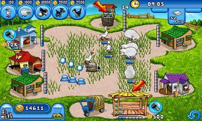 تحميل لعبة فارم فرينزى للاندرويد والهواتف الذكية مجاناً Farm Frenzy Free apk