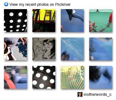 chantal inotherwords_c - View my recent photos on Flickriver