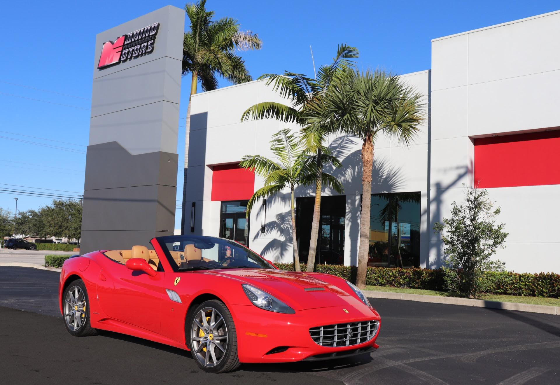 Used 2013 Ferrari California For Sale ($119,000) | Marino ...