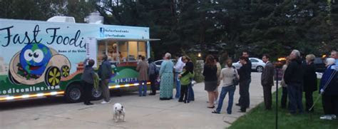How About a Food Truck at Your Milwaukee Wedding?