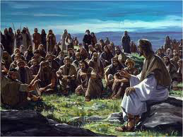 Pregação de Jesus na Montanha