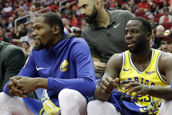 aae89b3e829 Google News - Draymond Green speaks on Kevin Durant feud - Overview