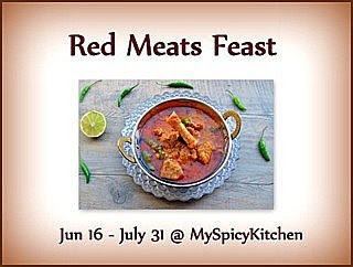 Red Meats Feast, MySpicyKitchen