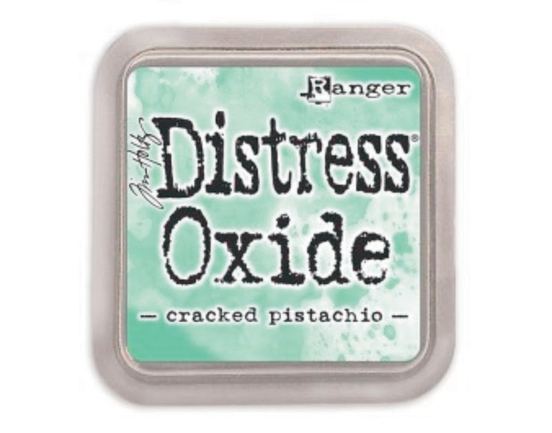 Cracked Pistachio Distress Ink - Oxide