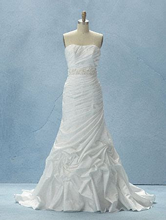Disney Fairy Tale Weddings by Alfred Angelo   2012 Gown
