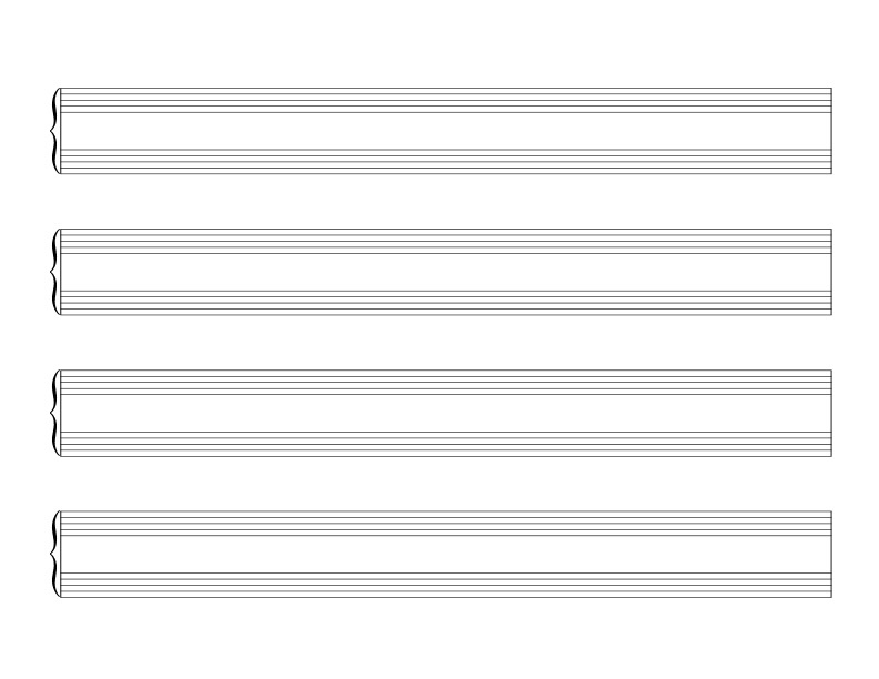 Sheet Music Picture | Free Download Clip Art | Free Clip Art | on ...