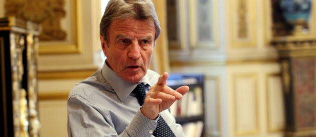 Bernard Kouchner : l'action militaire