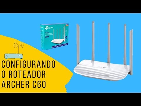 Tutorial Como Configurar Archer C60 no Modo Access Point