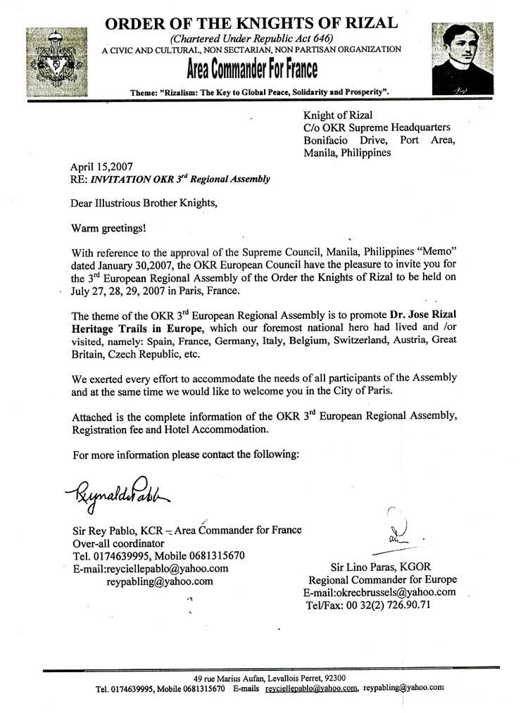 invitation letter sample for schengen visa  pdf template