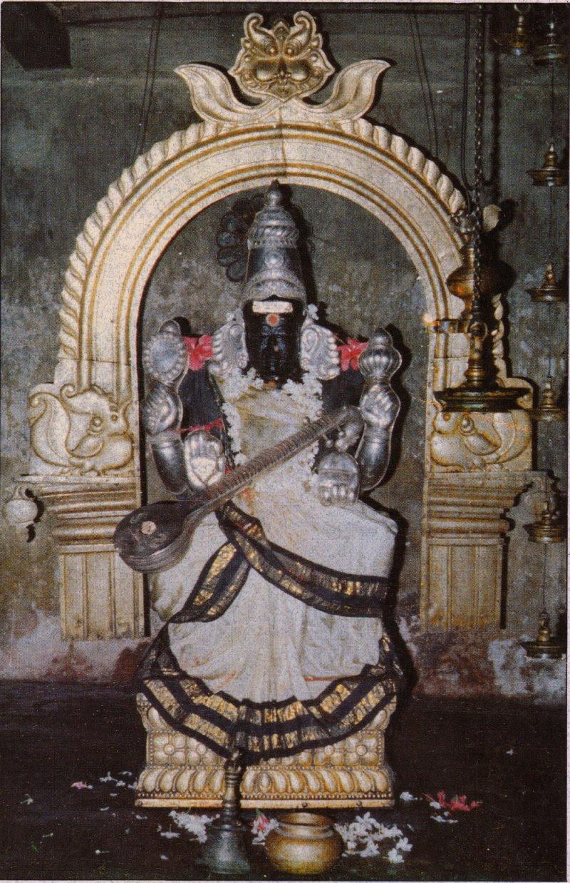 Sri Saraswathi Temple - Koothanur