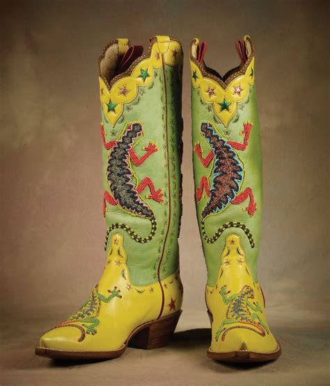 Beaded Boots by Julia Pfeifer   Just For Kicks   Pinterest