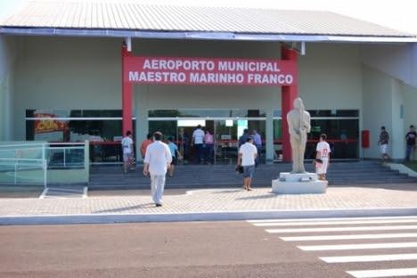 MPF quer instalação de 2 sistemas de segurança no aeroporto de Rondonópolis