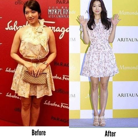 Korean Weight Loss Before And After Weightlosslook