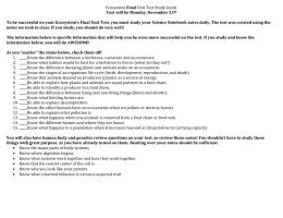 30 Ecology Review Worksheet 2 - Notutahituq Worksheet ...