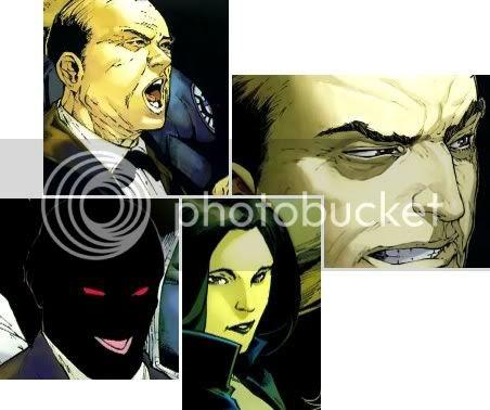 Poderosos Vingadores: Invasão Secreta