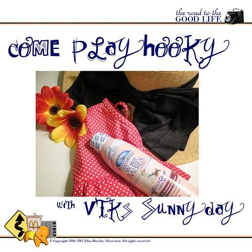 Font Friday: Vtks Sunny Day