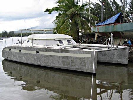 Demountable Catamaran Plans