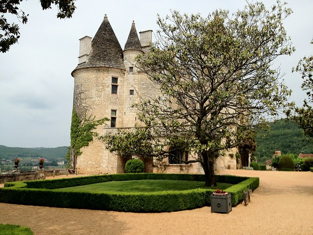 Chateau Milandes - Josephine Baker's home from the 40's to the 70's