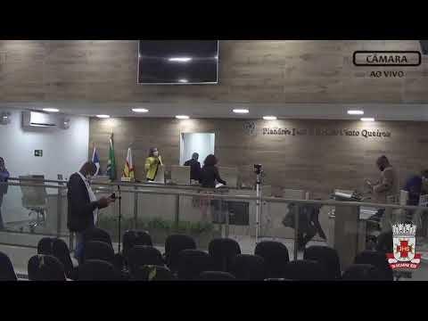 Assista a transmissão ao vivo da Câmara Municipal de Santo Antônio de Jesus