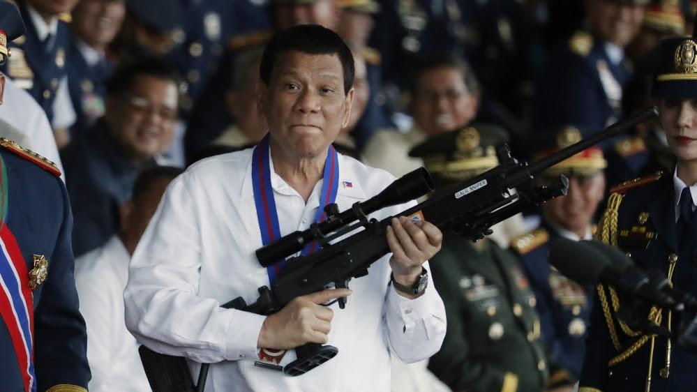 Philippines: ICC agrees to probe Duterte's 'war on drugs'