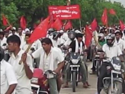 Greve de 48 horas paralisa milhões na Índia