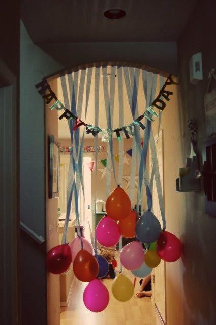 Helium Free Balloon Party Decor | Family Style