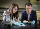 Recycling worn lithium cathodes in new batteries