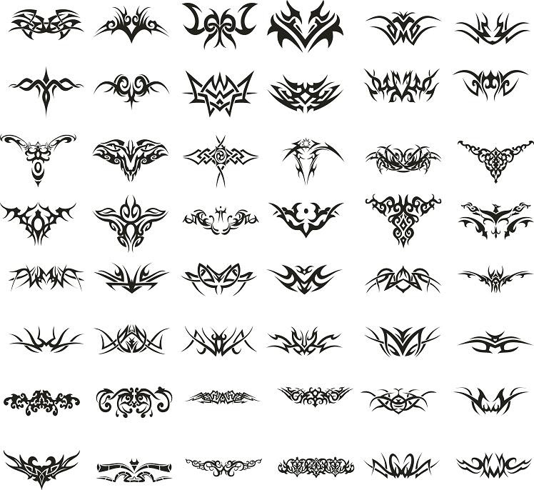Tribal Small Tattoos Designs
