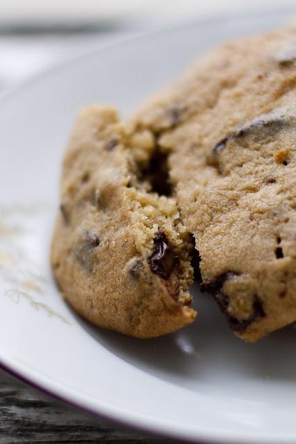 Šokolaaditükkidega küpsised / Chocolate Chip Cookies