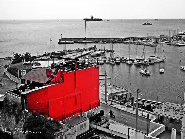 idea in red