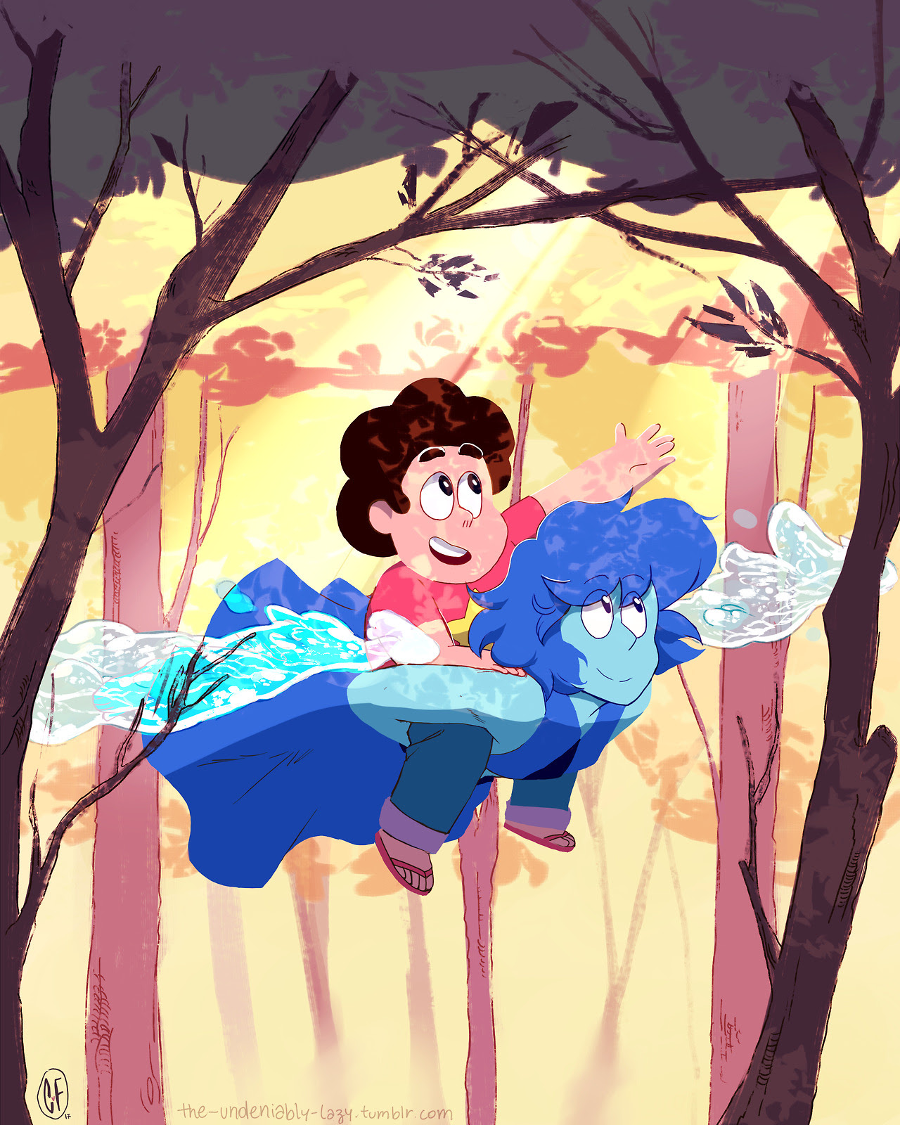 This is my entry for the Lapis meep morp contest hosted by Jennifer Paz :Dc