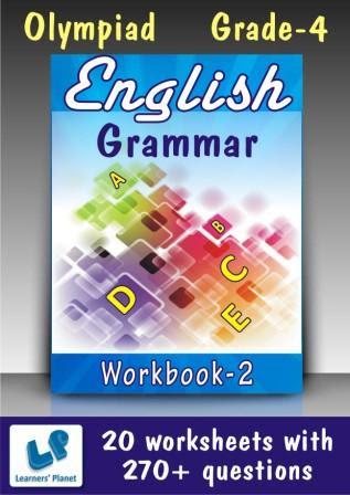 English Grammar Worksheets For Class 4 Kids