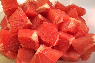 Ruby Reds - Grapefruit snack