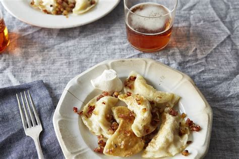 How to Make Pierogi the Polish Way