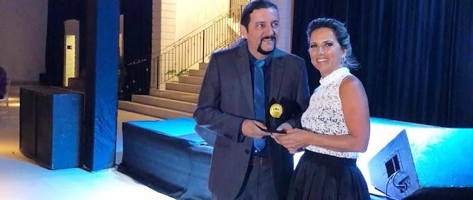 Júnior Verde conquista mais um prêmio por atuação parlamentar