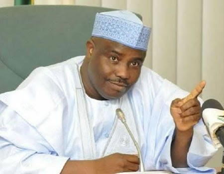 ''I am under pressure to run for president'' - Governor Tambuwal