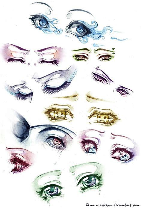 sad  angry anime eyes  detail  amazing