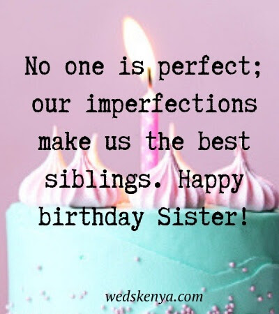 65 Happy Birthday Wishes For Sister Quotes Sister Birthday Messages
