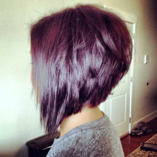 15 Bob Stacked Haircuts Bob Hairstyles 2015 Short Hairstyles For
