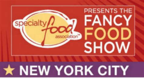 summer fancy food show  prochamp