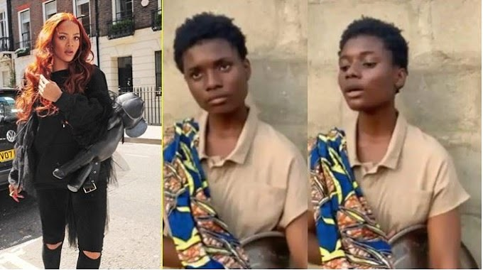 ENEWS: Rihanna Reaches Out To 17-Year-Old Nigerian Hawker Who Sings With An Angelic Voice