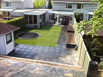 Dakisolatie vierkante meter : tuinman gezocht breda