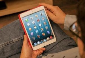 Sewa PSK lewat iPad