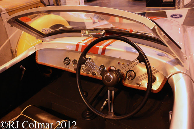 Shirely MKII, Classic Motor Show, NEC Birmingham