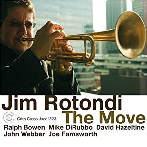 Jim Rotondi The Move cover