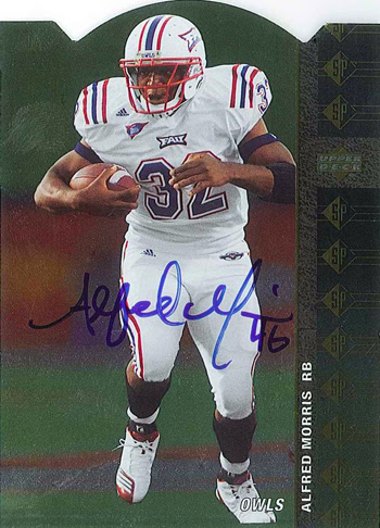 2012-SP-Authentic-Football-Autograph-Rookie-Retro-Alfred-Morris