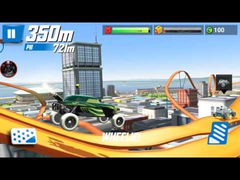 Hot Wheels Offroad Android