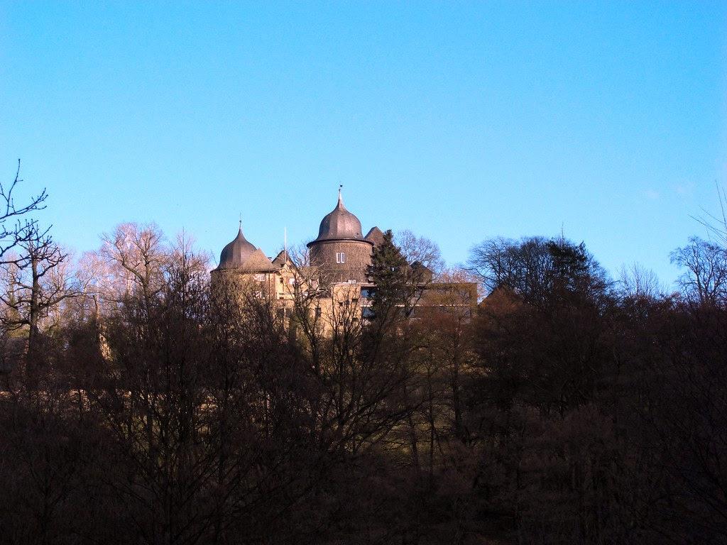 Castle of Sleeping Beauty (Sababurg)