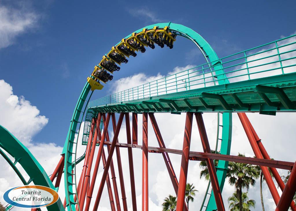 Busch Gardens Tampa News Notes October 2020 Touring Central Florida