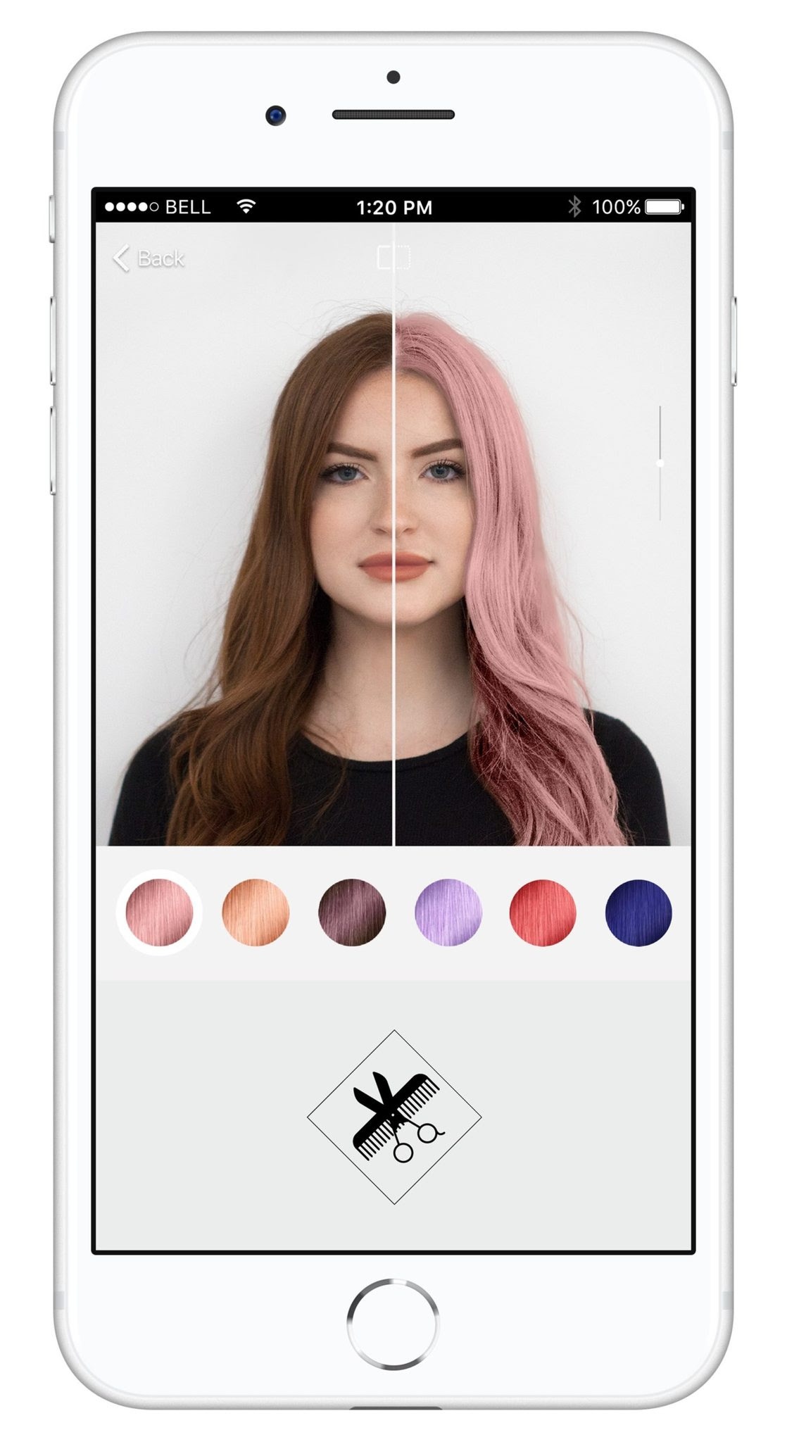 LOréal launches 3D AR hair color simulation app  News : Innovations 939165